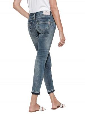 Herrlicher Touch Cropped Jeans