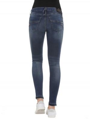 Herrlicher Touch Cropped Powerstretch Jeans