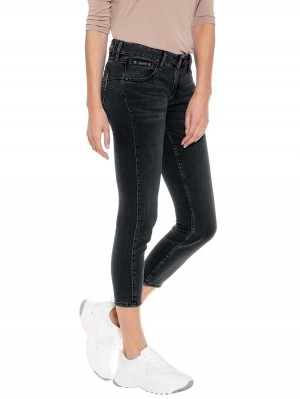 Herrlicher Touch Cropped Cashmere Touch Jeans