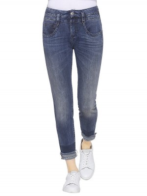 Herrlicher Pitch Mom Cropped Powerstretch Jeans