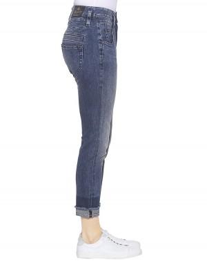 Herrlicher Pitch Mom Cropped Denim Powerstretch Jeans