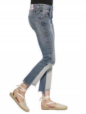 Herrlicher Baby Patch Denim Powerstretch Jeans