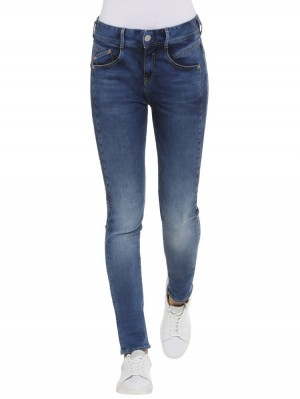 Herrlicher Gila High Slim Powerstretch Jeans