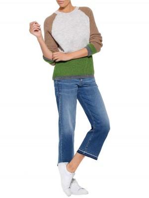 Herrlicher Gila Sailor Jeans mit Kaschmir-Touch