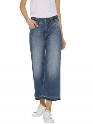 Herrlicher Gila Sailor Cropped Stretch Jeans