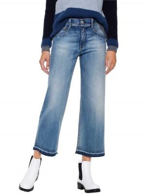 Herrlicher Gila Sailor Cropped Powerstretch Jeans