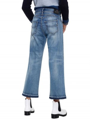 Herrlicher Gila Sailor Cropped Powerstretch Jeans