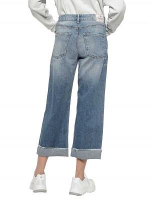 Herrlicher Maze Jeans mit asymmetrischem Knopfverschluss