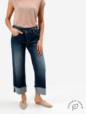Herrlicher Mäze Jeans aus Bio Baumwolle