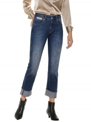 Herrlicher Marlies Straight Jeans mit Cashmere Touch