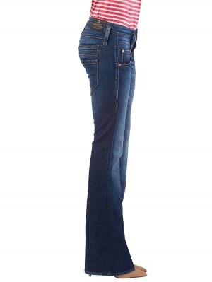 Herrlicher Pitch Flare Kashmir Touch Jeans