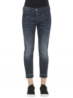 Herrlicher Shyra Cut Off Powerstretch Jeans