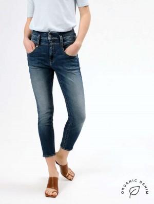 Herrlicher Pitch HI Slim Jeans mit Bio-Baumwolle