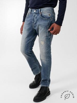 Herrlicher Tyler Tapered Plus Jeans aus Bio-Baumwolle