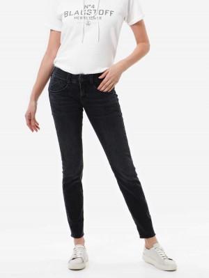 Gila Slim Jeans mit Cashmere Touch