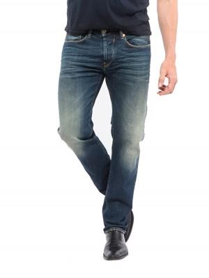 Herrlicher Hero Denim Stretch Jeans dunkelblau vorne