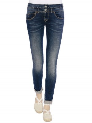 Baby Slim Denim Stretch Jeans vorne