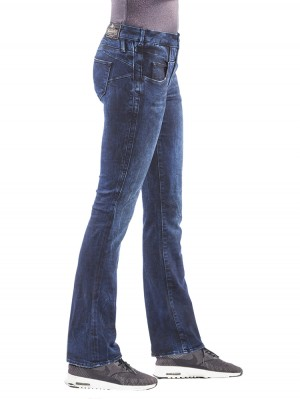 Herrlicher Baby Boot Denim Powerstretch Jeans