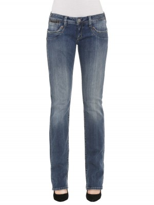 Herrlicher Piper Straight Powerstretch Jeans