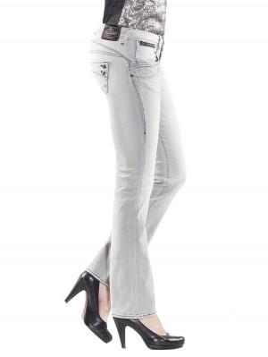 Herrlicher Piper Denim Black Comfort + Jeans