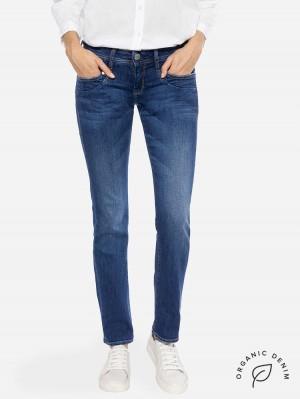 Herrlicher Piper Straight Jeans aus Bio-Baumwolle