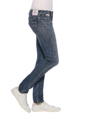 Herrlicher Piper Slim Denim Comfort + Jeans