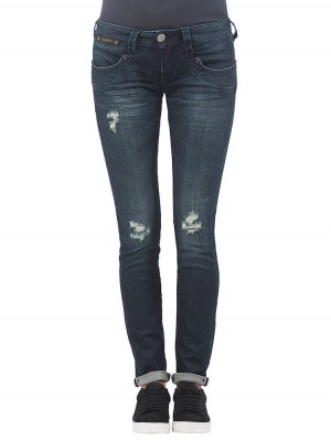 Herrlicher Piper Slim Denim Powerstretch Jeans