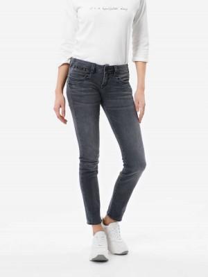 Herrlicher Piper Slim Jeans mit Cashmere Touch