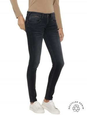 Herrlicher Piper Slim Jeans mit recycelter Baumwolle