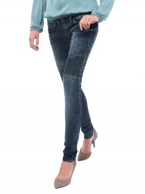 Herrlicher Moira Slim Denim Stretch Jeans