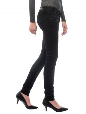 Herrlicher Moira Slim Denim Black Stretch Jeans