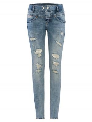 Herrlicher Bijou Boyfriend Jeans Destroyed