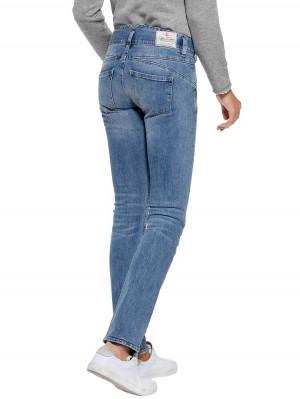 Herrlicher Pearl Straight Stretch Jeans