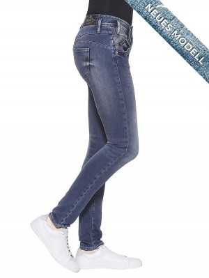 Herrlicher Pearl Slim Denim Stretch Jeans