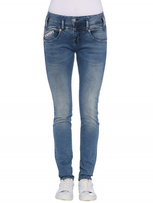 Herrlicher Pearl Slim Denim Powerstretch Jeans
