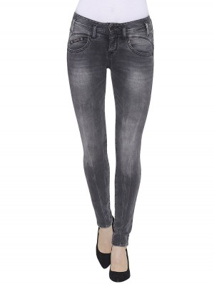 Herrlicher Pearl Slim Black Jogg Jeans