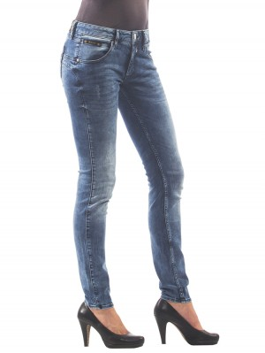 Herrlicher Touch Slim Denim Stretch