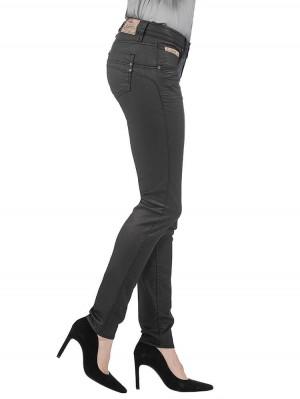 Herrlicher Touch Slim Coated Stretch Hose