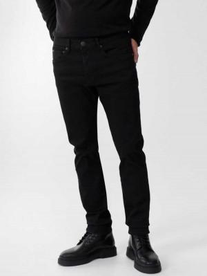 Herrlicher Tyler Tapered Black Jeans