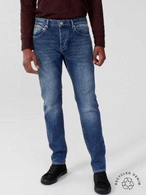 Herrlicher Tyler Tapered Jeans mit recycelter Baumwolle