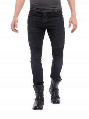 Herrlicher Trevor Denim Black Stretch Jeans