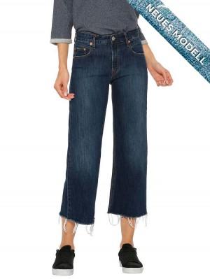 Herrlicher Norma Sailor Cropped Jeans