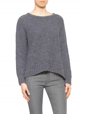 Herrlicher Nellina Woll-Mix-Pullover