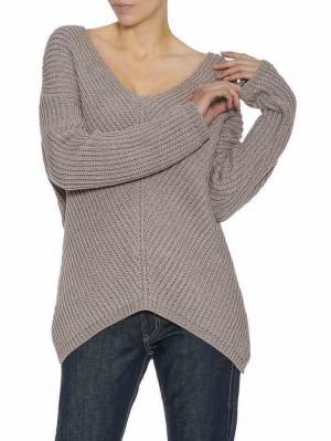 Herrlicher Franka Woll-Mix Pullover