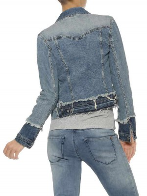 Herrlicher Joplin Stretch Jeansjacke