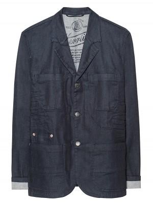 Herrlicher A-Team Denim Stretch Jacke für Herren