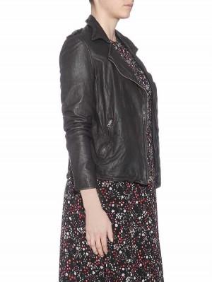 Herrlicher Lilou Leather Jacke
