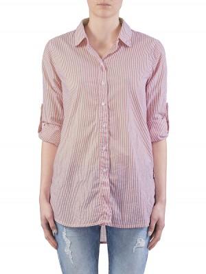 Herrlicher Liska Voile Cotton Stripe Hemd