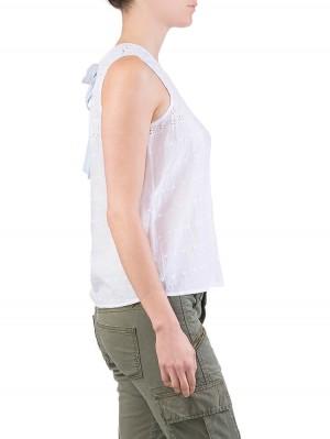Herrlicher Ines Cotton Lace Top