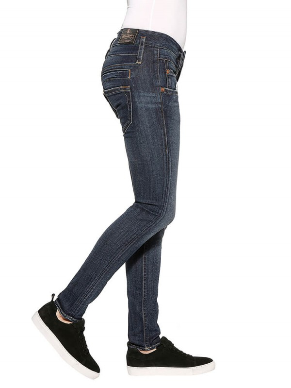 Die Damen Jeans von Herrlicher: das sind Denimhosen, die